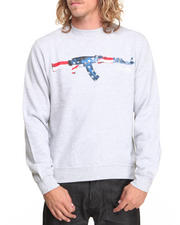 Men - AK-47 Crewneck Sweatshirt