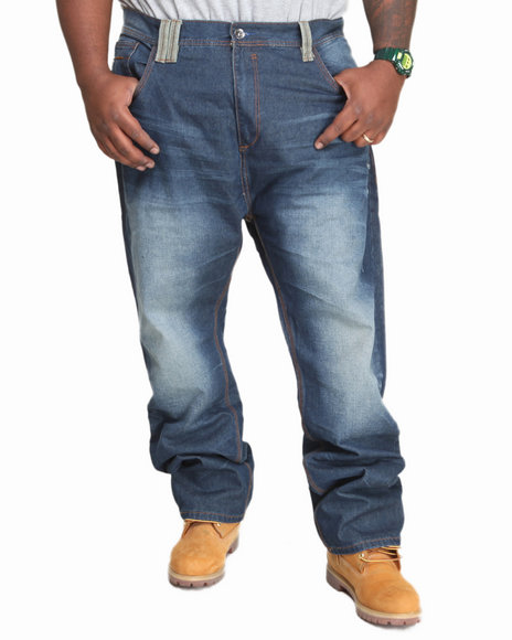 COOGI Blue Coogi Legacy Denim Jeans (Big & Tall)