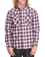 Enyce - Carter Plaid L/S Button-Down