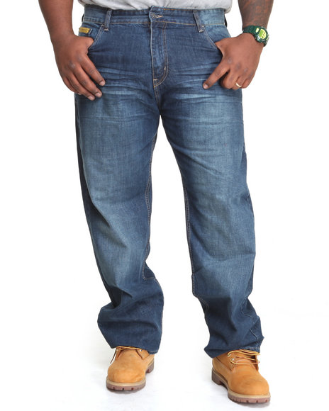 Rocawear - Men Indigo Rw Pocket Jeans (B & T)
