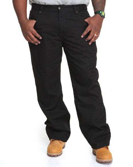 Rocawear Black Rw Pocket Jeans (Big & Tall)