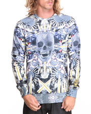 Sweatshirts & Sweaters - Lady Jay Sublimated Crewneck Sweatshirt