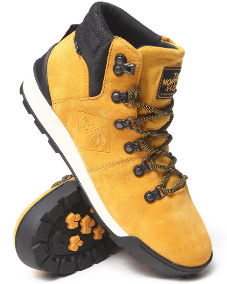 The North Face - Men Wheat Mens Back To Berkeley Boots - $88.99