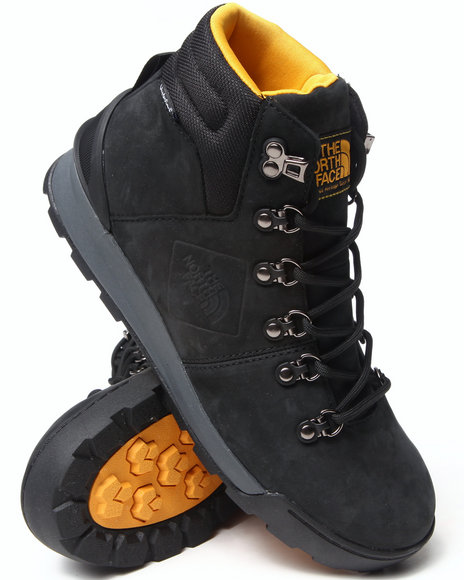 The North Face Black Mens Back To Berkeley 84 Boots