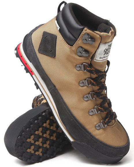 The North Face Brown Mens Back To Berkeley Boots