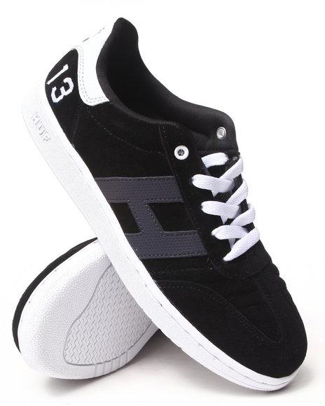 HUF Black Huf X Thrasher Arena Sneakers