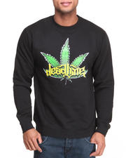The Skate Shop - Leaf Crewneck Sweatshirt