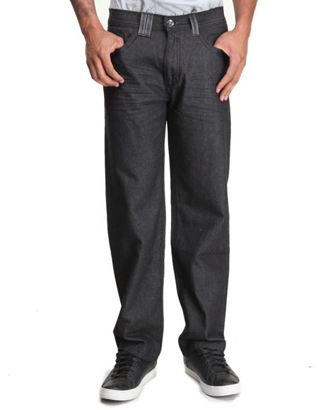 COOGI Men Black Coogi Legacy Denim Jeans