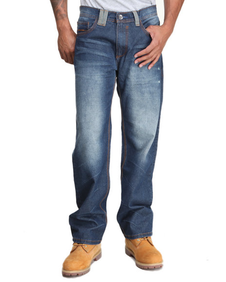 COOGI Dark Wash Coogi Legacy Denim Jeans