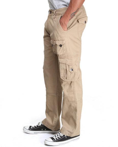 COOGI Khaki Coogi Legacy Cargo Pants