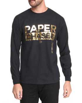 Filthy Dripped - Paper Chaser Foil L/S T-Shirt
