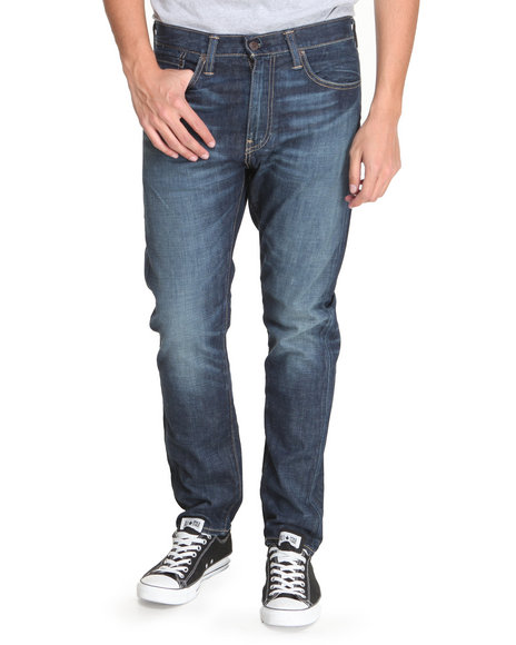 Levi's Dark Wash 508 Regular Taper Fit Quincy Jeans
