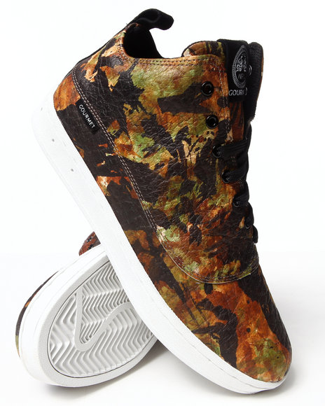 Gourmet Camo Dieci 2 Lx Sneakers