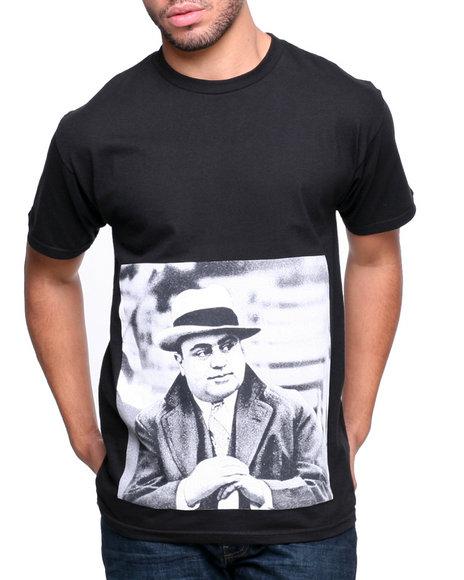 BGRT Black Capone T-Shirt