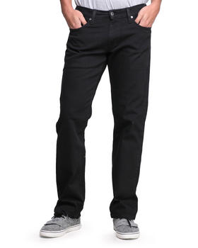 Levi's - 514 Slim Straight Fit Black Jeans