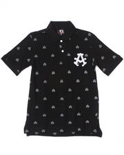 Short-Sleeve - ALL OVER PRINT POLO (8-20)