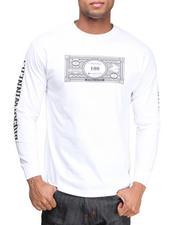 T-Shirts - The Stacks L/S T-Shirt