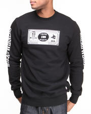 Crooks & Castles - The C-Note Crew Sweater