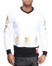 Holiday Shop - Men - Mr. Lucky Fleece Jersey