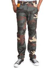 AKOO - Flint Wool Jeans
