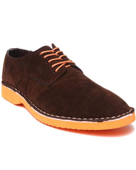 Buyers Picks - Men Brown The Impact Shoe