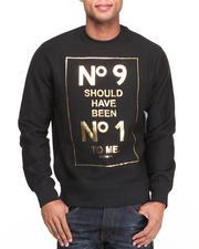 Men - No 9 Crewneck Sweatshirt