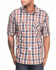 Rocawear - Bishop Plaid L/S Button-down