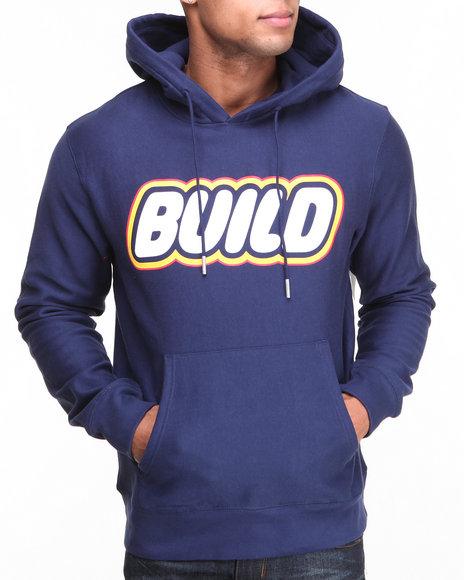 Rocawear Blue Build Pullover Hoodie