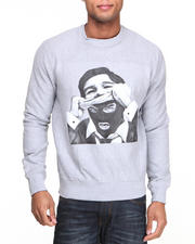 Rocawear - Politics As Usual Crewneck Sweatshirt