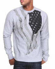 Rocawear - Wave Your Flag Crewneck Sweatshirt