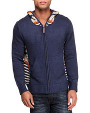 Sweaters - Aztec Sweater Hoodie