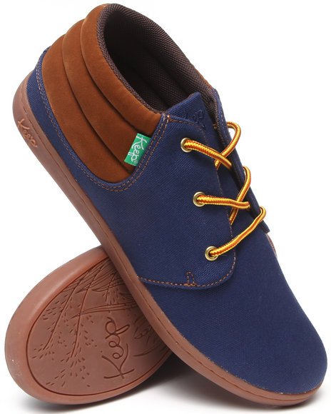 Keep Footwear - Men Navy Ramos Waterproof Sneakers