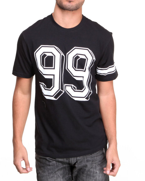 Rocawear - Men Black 99 Yards S/S Tee