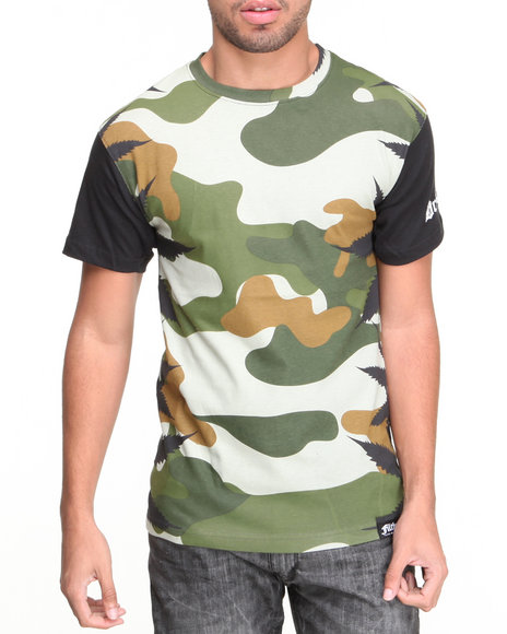 Filthy Dripped Camo T-Shirts