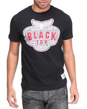 Men - Parish Black Top T-Shirt