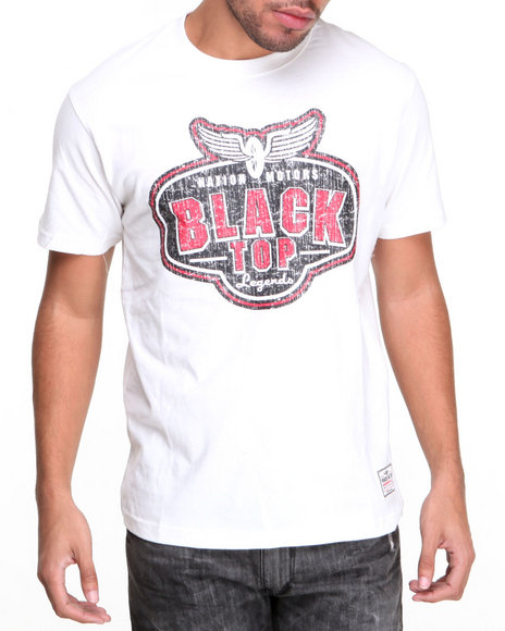 Parish White Parish Black Top T-Shirt