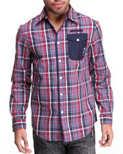 Men - Parish Nation L/S Button-Down