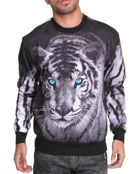 Buyers Picks - Men Multi Carnivore Sublimation Sweatshirt - $60.00