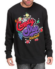 Men - Splash Crewneck Sweatshirt