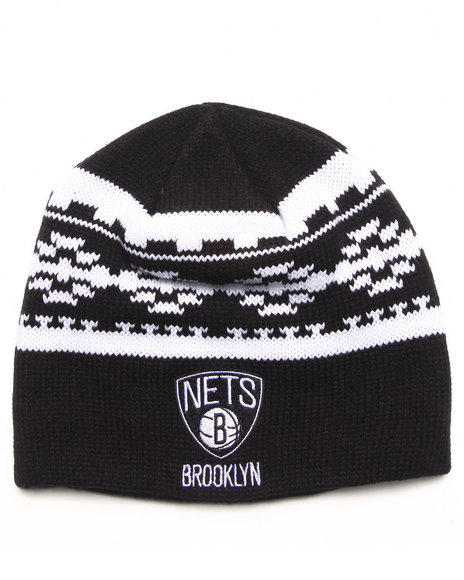 Adidas Brooklyn Nets Knit Skully Multi
