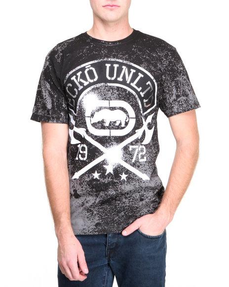 Ecko - Men Grey Axed T-Shirt
