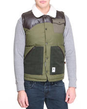 Men - Padded Gilet Vest