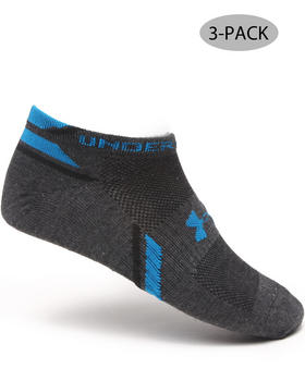 Under Armour - Phantom Socks (3 Pair)