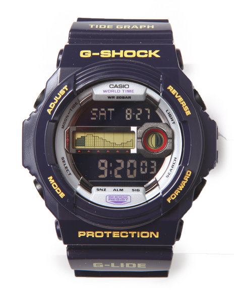 G-Shock By Casio Glx-150B-6 Watch Purple