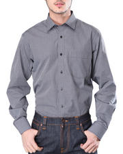 Button-downs - Premium Striped L/S Button-Down