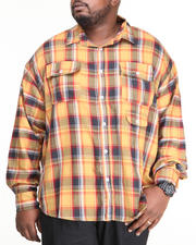 Men - Fool's Gold L/S Button-Down (B&T)