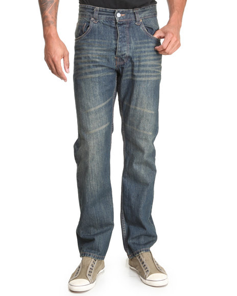Parish Dark Wash Parish Nation Denim Jeans