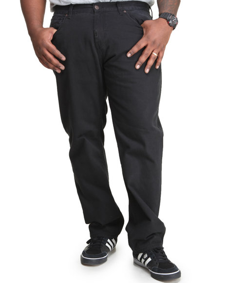 LRG - Men Black L-R-Tek True - Straight Jeans (B & T)