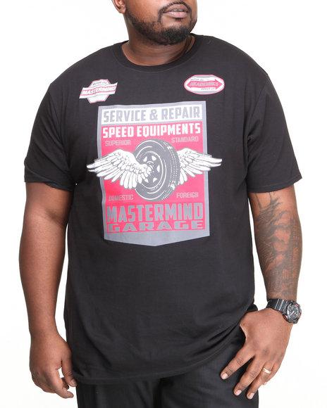 Akademiks Black T-Shirts
