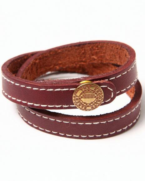 Djp Outlet Women Vintage Leather Strap Brown